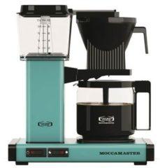 Moccamaster Moccamaste KBG SELECT Koffiefilter apparaat Blauw