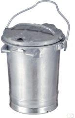 Sulo Staalverzinkte afvalemmer 35 liter met beugel