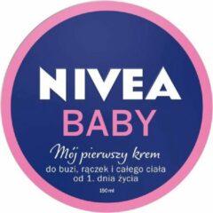 NIVEA Baby Mój Pierwszy Krem do buzi, rączek i całego ciała od 1 dnia życia 150ml