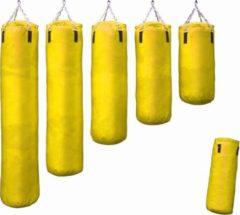 Sportief Boxing Gear Classic Bokszak Geel 70 cm