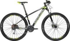 29 Zoll Herren Mountainbike 27 Gang Shockblaze... schwarz, 40cm