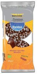 BonVita Premium Dark Chocolate Coconut Maiswafels