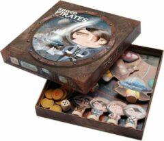 Ecologisch bordspel - [Marbushka] - Ruimte piraten - kinder en familie gezelschapsspel - Fairtrade