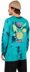 Killer Acid Dose The World Long Sleeve T-Shirt blauw