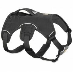 Grijze Ruffwear - Web Master Harness - Hondentuig maat XS, twilight gray