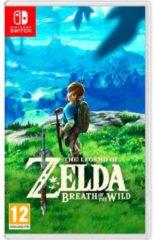 Nintendo The Legend of Zelda Breath of the Wild game - Nintendo Switch
