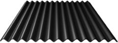 Westwood Golfplaat bitumen | Topline | Zwart | 86 x 200 cm