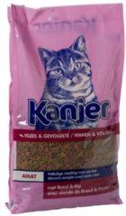 Kanjer Kat 4 - Kattenvoer Mix - Kattenvoer - 10 kg - Kattenvoer