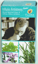 FLORA Srl Infuso Antistress 20 Filtri 36g