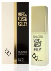 Alyssa Ashley Musk eau de parfum spray 50 Milliliter