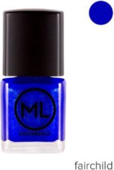 Blauwe Model Launcher Nail Polish - Fairchild