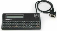 Zebra ZKDU-001-00 toetsenbord RS-232 Zwart