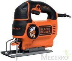 BLACK+DECKER KS801SEK-QS Pendeldecoupeerzaag - 550W - AutoSelect™ - continu-schakelaar
