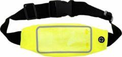Groene EaglePatent® Smartphone Hardloop Armband Zwart/ Hardloopband Sportband - Hardloopband - Hardloop Riem Met Smartphone Houder / Geschikt voor iPhone 12 / X / 8 / 7 / 6S / 6 - Healtic