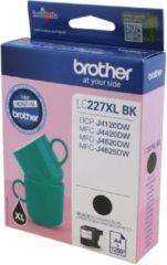 Zwarte Brother LC-227XL - Inktcartridge / Zwart / Hoge Capaciteit