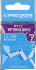 Witte Cresta PTFE Bush Internal - Maat 7