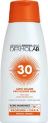 Deborah Dermolab Dermolab Sun Milk Face And Body Spf30 200ml