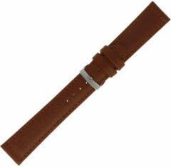 Morelatto Horlogebandje Bolle Alligator Cognac 24mm
