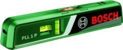 Bosch Home and Garden PLL 1 P 0603663300 Laserwaterpas 20 m 0.5 mm/m Kalibratie conform: Fabrieksstandaard (zonder certificaat)