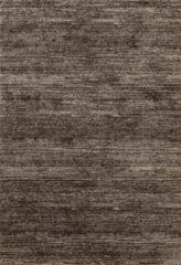 Impression Rugs Design Collection Loft Effen Bruin vloerkleed Laagpolig - 120x170 CM