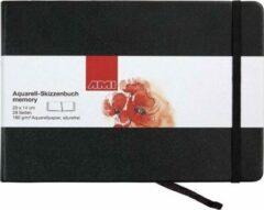 Ami Aquarelboek Memory 180 gram 20 x14 cm