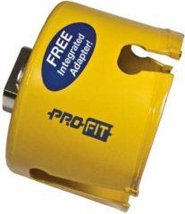 Pro-Fit Gatzaag Hard Metaal - 80 mm