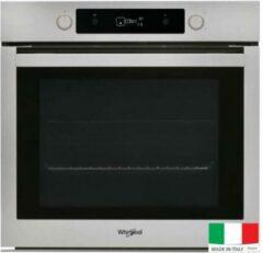 WHIRLPOOL OAKP9 555 PIX - Ingebouwde elektrische multifunctionele oven - Gepulseerde warmte - 73 L - Pyrolyse - A + - Inox