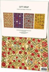Paarse Bekking & Bitz Publishers Cadeaupapier Tapestry, Staatliche Museen zu Berlin