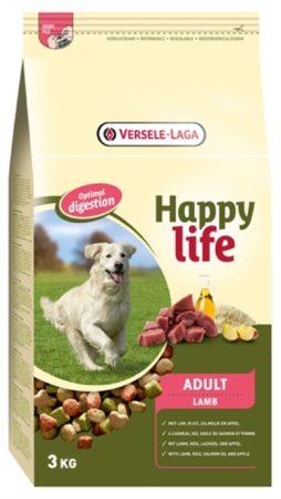 Afbeelding van Versele-laga HAPPY LIFE ADULT LAM DIGESTION HONDENVOER #95; 3 KG