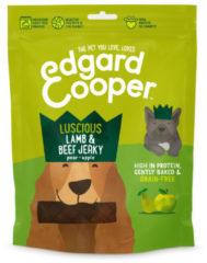 Edgard-Cooper Edgard&Cooper Lamb & Beef Jerky - Hondensnacks - Lam Rund Fruit 150 g