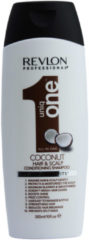 Vochtinbrengende Shampoo Uniq One Coconut Revlon (300 ml)