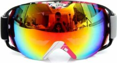 Pakketexpert Skibril- Snowboardbril anti condens UV 400