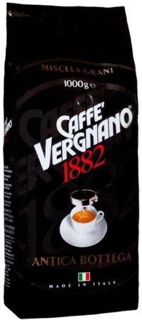 Afbeelding van Vergnano Antica Bottega 6 x 1 kg: Koffiebonen
