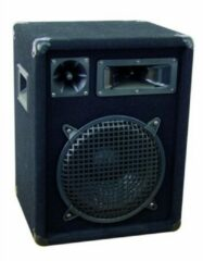 Omnitronic DX-1022 Party speaker 25 cm 10 inch 200 W 1 stuk(s)