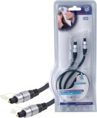 Velleman HQ SS4623/0.75 audio kabel 0,75 m TOSLINK Zwart