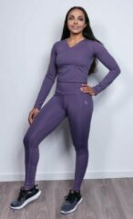 Melanique MFIT - Booty schaper 2.0 sportlegging - High waist - Lila