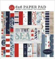 Carta Bella By The Sea 6x6 Inch Paper Pad (CBBS120023)