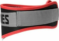 Rode Better Bodies - Basic Gym Belt (Black/Red) XL