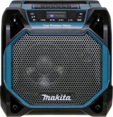 Blauwe Makita - accu bluetooth-speaker - DMR203