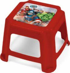 Marvel Kruk Avengers Junior 27 X 27 X 21 Cm Rood