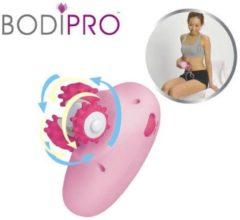 Roze BodiPro Massageapparaat voor Lichaam en Gezicht - Bodi Pro - Massageroller - Gezichtsmassage - Lichaamsmassage