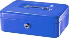 Rieffel Switzerland Geldkassette Valorit VT-GK 2 blau
