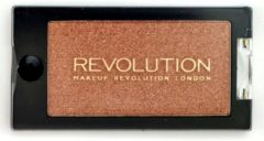 Goudkleurige Makeup Revolution Eyeshadow - Promised Land