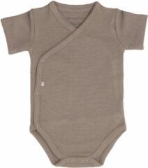 Baby's Only Rompertje Pure - Mokka - 68 - 100% ecologisch katoen - GOTS