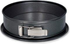 Antraciet-grijze Patisse Premium springvorm met krasvaste bodem 28 cm