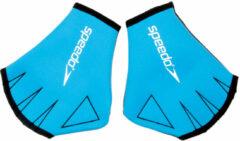 Speedo Zwemhandschoenen Neopreen Blauw Maat L