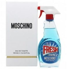 Moschino Fresh couture eau de toilette 100 ml profumo donna