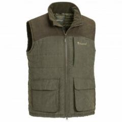 Pinewood - Abisko Weste - Winterbodywarmer maat M, grijs/zwart/grijs/zwart/zwart/purper/blauw/beige/rood/blauw/zwar