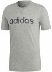Grijze T-shirt Korte Mouw adidas ELIAS