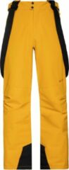 Gele Protest OWENS Skibroek Heren - Dark Yellow - Maat XL